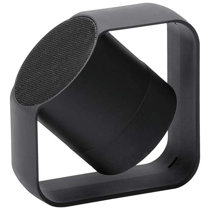 Chili Rock Wireless Speaker With Matte Finish - Avail in: Black