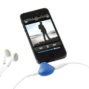 2 in 1 Phone Stand with Earphone Splitter
