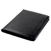 A5 Bonded Leather Folio - 30 Pages