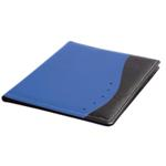 Curved Design A5 Folder - Available in: Black, Blue & Red