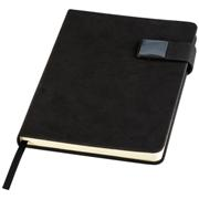 A5 PU Notebook with Magnetic Closure