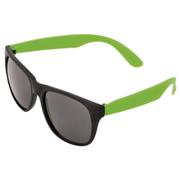 Sunglasses with Fluorescent Sides