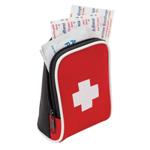 28pc First Aid Kit - Available in: Red