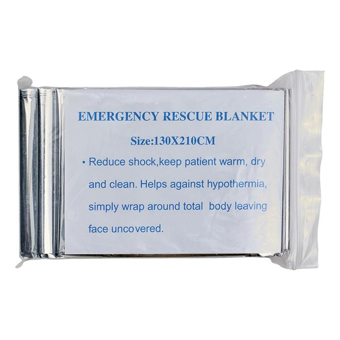 Thermal Blanket - Avail in: Silver