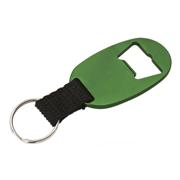 Web Strap Bottle Opener Keychain