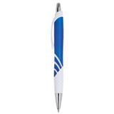 Colour Curve Design Ballpoint Pen - Green