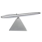 Standing Desktop Pen - Available in: Silver