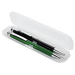 Plastic Pen Box - Available in: Clear
