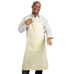 150g Cotton Apron - Available in: cream