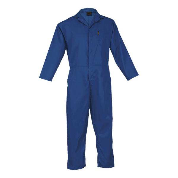 Budget Boiler Suit - Available in: Red, Royal Blue or White