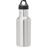 600ml BPA Free Steel Bottle - Silver