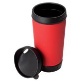 450ml Mug with Soft, Insulated Outer Sleeve  - Available in Blac