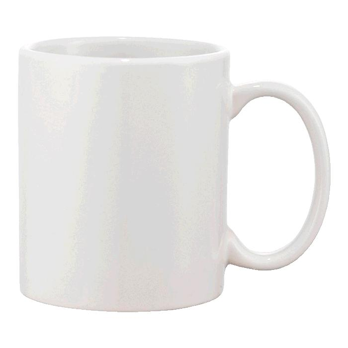 Sublimation Ceramic Mug - Avail in: White