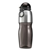 800ml Sports Water Bottle with Foldable Drinking Spout