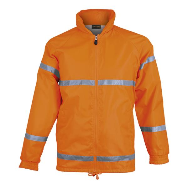 Convoy Jacket - Available in: Navy, Safety Orange or Safety Yell