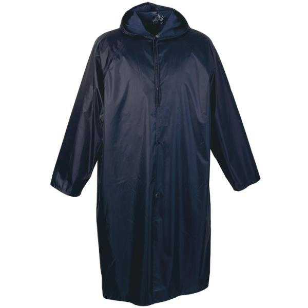 Contract Rain Coat - Available in: Navy