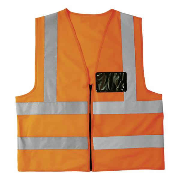 Contract Waistcoat - Available in: Safety Orange or Saftey Yello