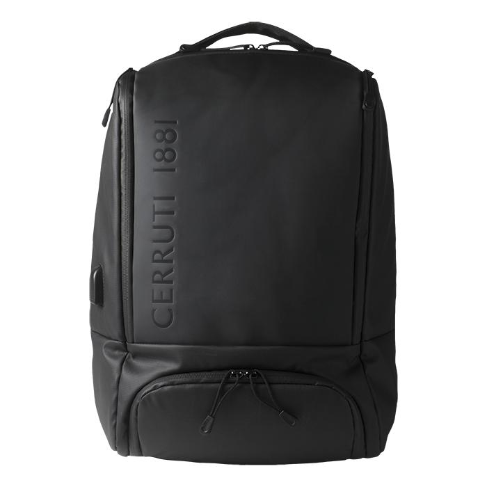 Cerruti Backpack Buzz - Avail in: Black