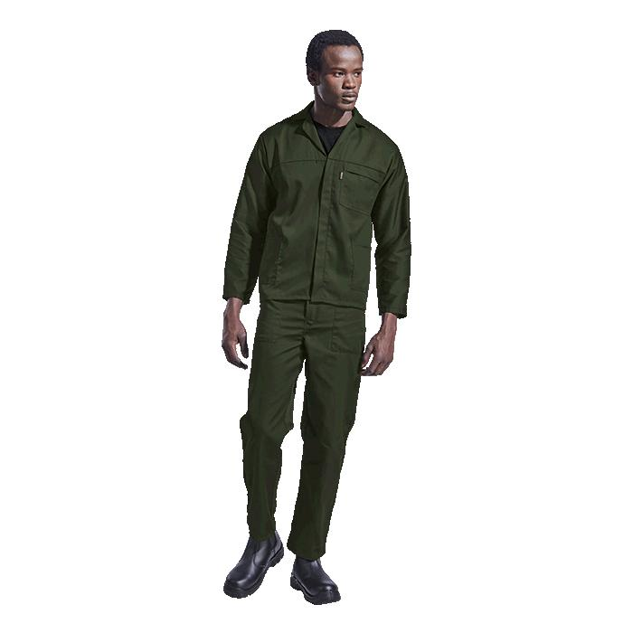 Barron Acid Resistant Poly Cotton Conti Suit - Available in: Oli