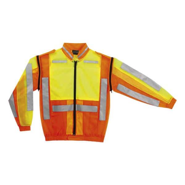 Force Jacket - Available in: Safety Yellow/Orange