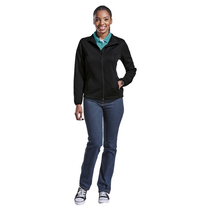 Ladies Canyon Jacket - Avail in: Black or Navy