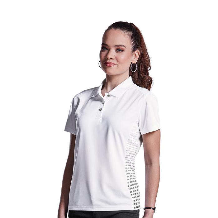 Ladies Galaxy Golfer. Black/Grey, Navy/Atlantic Blue, Red/Black,