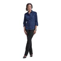 Ladies Hamilton Check Blouse
