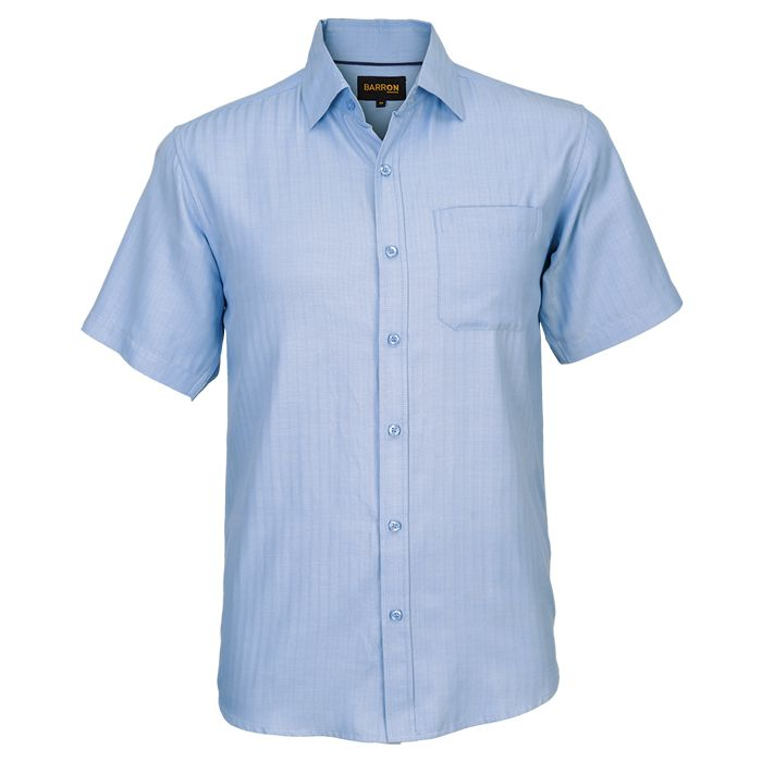 Ashford Lounge Short Sleeve - Avail in: Charcoal or Sky Blue