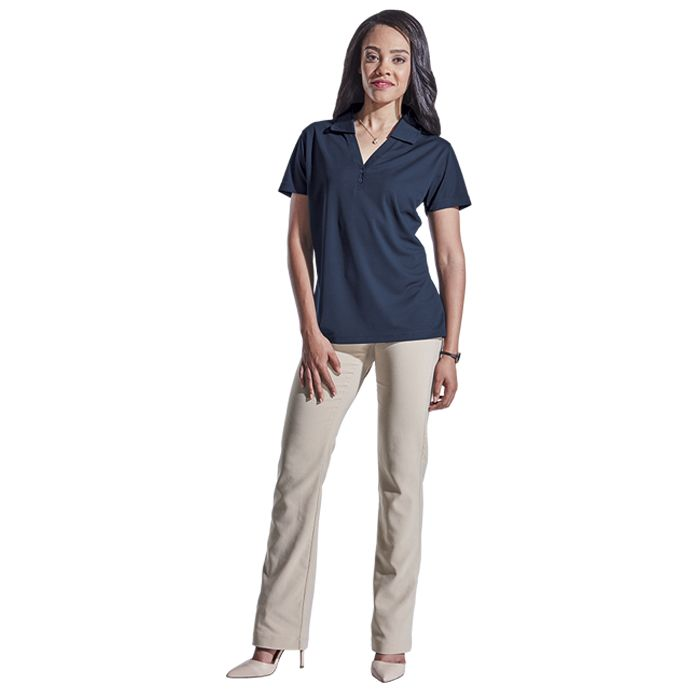 Ladies Pinto Golfer - Avail in: Black, Granite, Navy or Sapphire