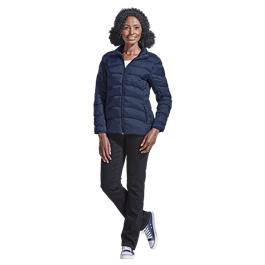 Ladies Stratford Jacket - Avail in: Black or Navy
