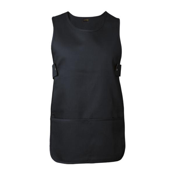 Iris Pinafore - Available in: Black, Khaki, Navy or White