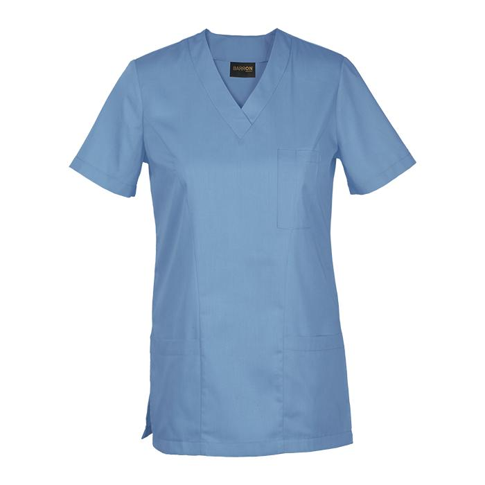 Ladies Core Scrub Top - Available in: Dusk Blue, Green or Navy