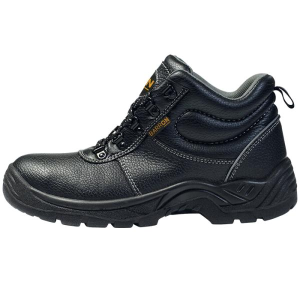 Barron Defender Safety Boot - Available in: Black