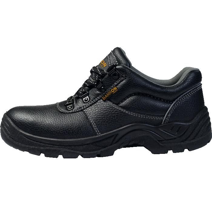 Barron Armour Safety Shoe - Available in: Black