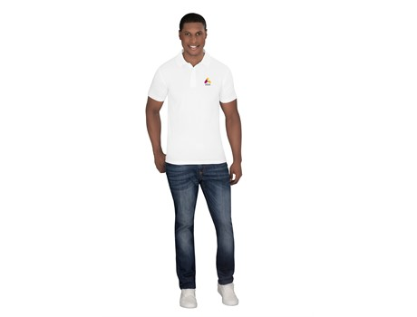 Mens Distinct Golf Shirt