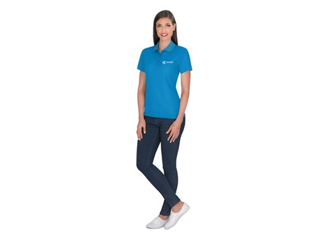 Ladies Exhibit Golf Shirt