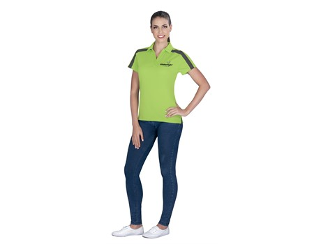 Ladies Nautilus Golf Shirt