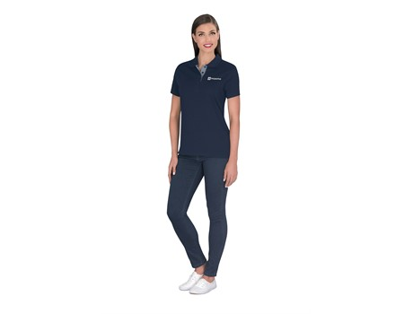Ladies New York Golf Shirt