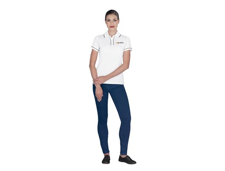 Ladies Osaka Golf Shirt