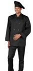 Chef Basics Basic Chef Coat Black