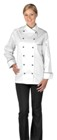 Executive Egyptian Cotton Chef Coat White
