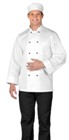 Chef Basics Executive Chef Coat White