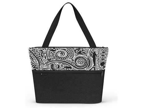 I Am South African Tote bag - Black