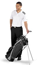 Adidas Trio Golf Shirt - Men