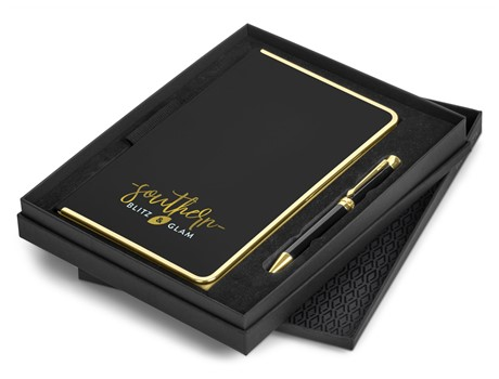 Alex Varga Vazquez Notebook & Pen Gift Set