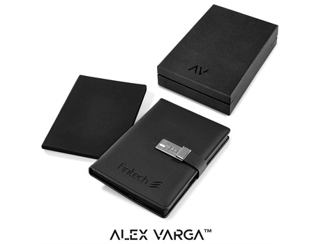 Alex Varga Chapman Code-Lock Notebook
