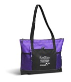 Regatta Tote - Available in Black, Blue, Lime, Purple or Red