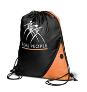 Groove Drawstring Bag