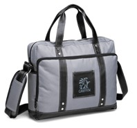 Graphite Compu-Messenger Bag