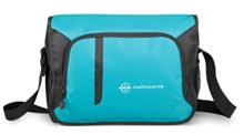 Cobalt Compu-Messenger Bag - available in Various colours